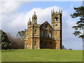 SP6737 : The Gothic Temple, Stowe Park by Amanda Lewis