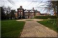 SJ8375 : Heawood Hall by Roger Gittins