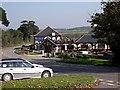 SW7752 : Hostelry on the main road at Perranzabuloe by Tony Atkin