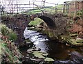 SD9931 : Lumb Bridge, Crimsworth Dean by Paul Glazzard