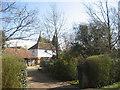 TQ8741 : Fullers Oast, Bethersden Road, Smarden, Kent by Oast House Archive