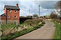 SJ5646 : Church Bridge and lock-keeper's house by Espresso Addict