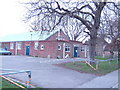TL6474 : Isleham village hall by Jonathan Billinger