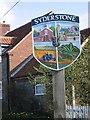 TF8232 : Village signpost by Nigel Jones