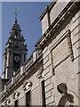 SX9164 : Torquay Town Hall by Derek Harper