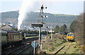 SX0754 : St Austell: at St Blazey by Martin Bodman