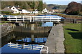 NR8390 : View from Lock Gate no. 8 by George Rankin