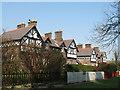 SJ4388 : Church Cottages, Gateacre by Sue Adair