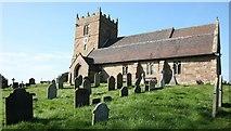 SJ7826 : St. Mary's Church by stephen betteridge