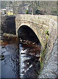 SE0023 : Marshaw Bridge, Cragg Vale by Paul Glazzard