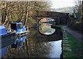 SE0324 : Ellen Holme Bridge, Luddenden Foot by Paul Glazzard