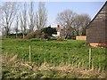 TL3553 : Manor Farm in Great Eversden by Oda Stoevesandt and Karsten Koehler