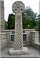 SX0854 : Tywardreath War Memorial. by gary radford
