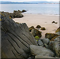 C3029 : Kinnegar  Head with Buncrana across Lough Swilly by Chris Gunns