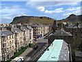 NT2672 : Edinburgh Skyline by Lisa Jarvis