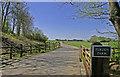 SP7427 : Gateway to Furzen Farmin' by Mel Braithwaite