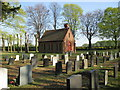 TL4146 : Fowlmere village cemetery by Steve F
