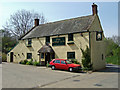 ST6220 : The Mitre Inn - Sandford Orcas by Mike Searle