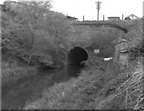 SU2363 : Western Portal, Bruce Tunnel, Kennet and Avon Canal by Dr Neil Clifton