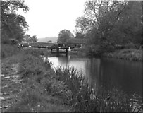 SU2163 : Cadley Lock No 54 and Cadley Bridge by Dr Neil Clifton