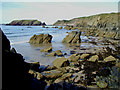 SM7707 : Marloes Sands by Chris Gunns