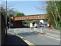 SO8898 : Valley Park Bridge by Gordon Griffiths