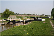 SU2662 : Crofton Lock No 60, Kennet and Avon Canal by Dr Neil Clifton