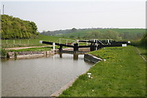SU2662 : Lock No 59 from the west, Crofton, Kennet and Avon Canal by Dr Neil Clifton