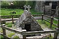 SX3677 : Old Well on Rezare Green by Tony Atkin