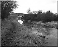 SU0962 : West Stanton, or England's, Bridge, Kennet and Avon Canal by Dr Neil Clifton