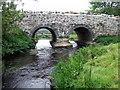 SM8026 : Bridge over Afon Solfach/River Solva by ceridwen