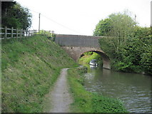 SU0162 : Brickham Bridge by Chris Heaton