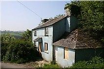 SX3477 : Pengloss Cottage by Tony Atkin