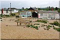TF6433 : The Retreat, Snettisham Beach by Stephen McKay