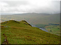 NY4612 : Looking down on Kidsty Hawes by Ian Greig
