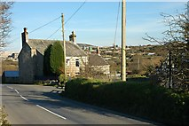 SW9555 : Roadside House at Goonamarris by Tony Atkin