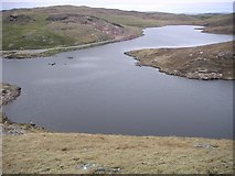 HU3370 : Loch of Haggrister by Robert Sandison