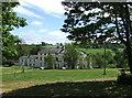 SM9628 : Sealyham Mansion by ceridwen
