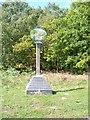 TF6819 : Leziate and Ashwicken village sign by Martin Pearman