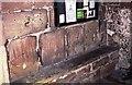 SJ3371 : Porch of St Michael's Church, Shotwick by Jeff Buck