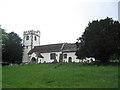 SO3620 : Church of St. Cadoc, Llangattock Lingoed by Tim Heaton