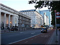 TQ2982 : Euston Road by Oxyman