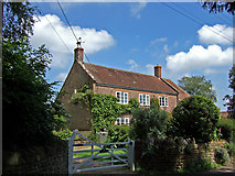ST5115 : Bank Farmhouse - Lower Odcombe by Mike Searle