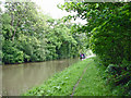 SJ6869 : Trent & Mersey Canal by Mike Harris