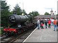 SD8022 : Rawtenstall Railway Station by Paul Anderson