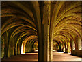 SE2768 : Fountains Abbey by Chris Gunns