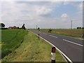 TL2988 : Oilmills Road towards Ramsey Mereside by Andrew Tatlow