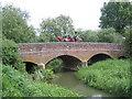 SP7130 : Oxlane Bridge by Tom Dickens
