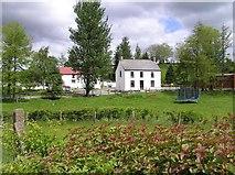 H1168 : Farm at Drumchrin by Kenneth  Allen