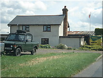 TL1053 : Northfield Farm, Great Barford by Simon Mortimer